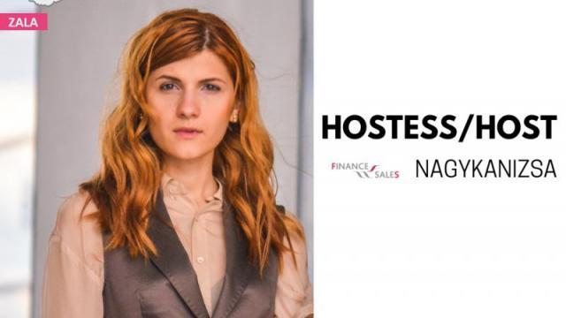 Host/hostess - Nagykanizsa