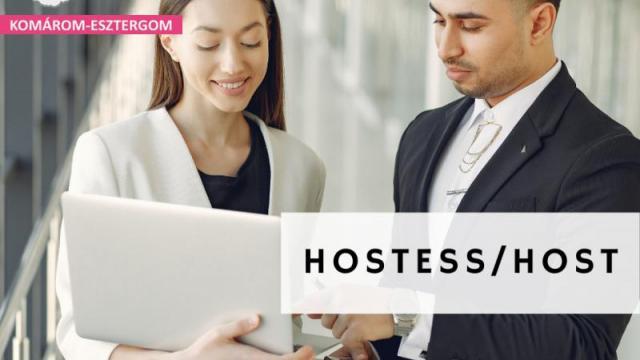 Host/hostess - Esztergom