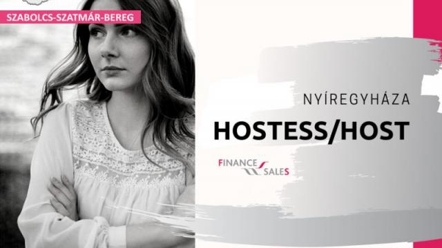 Host/hostess - Nyíregyháza