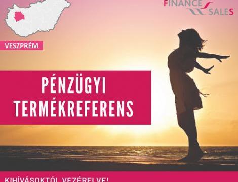 Pénzügyi termékreferens - Ajka