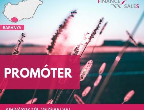 Promóter - Pécs